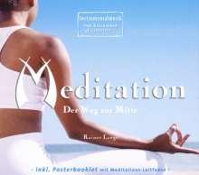 Rainer Lange: Meditation, CD