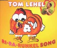 Tom Lehel: Ri-Ra-Runkel Song, Maxi-CD