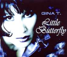 Gina T.: Little Butterfly, Maxi-CD