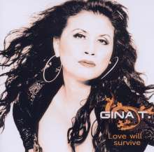 Gina T.: Love Will Survive, CD