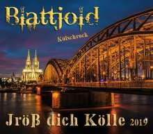 Blattjold: Jröß dich Kölle 2019, Maxi-CD