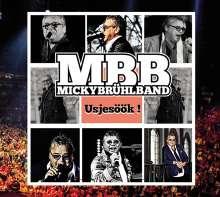 Micky Brühl: Usjesöök!, CD