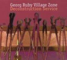 George Ruby: Deconstruction Service, CD