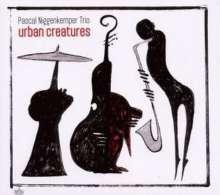 Pascal Niggenkemper (geb. 1978): Urban Creatures, CD