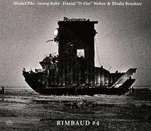 Rimbaud #4, CD