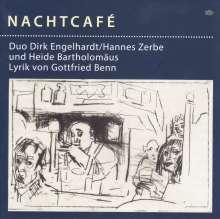Heide Bartholomäus & Hannes Zerbe: Nachtcafé, CD