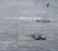 Susanne Paul: Short Stories, CD
