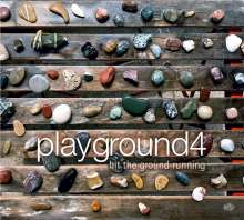 Playground4: Hit The Ground Running, CD