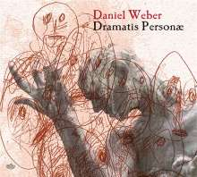 Daniel Weber: Dramatis Personæ, CD