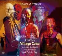Village Zone: Saluti A Peppino, CD
