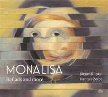 Monalisa.Ballads and more, CD