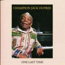 Champion Jack Dupree: One Last Time, CD