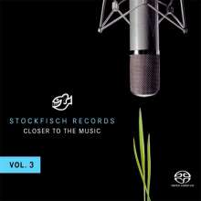 Closer To The Music Vol. 3, Super Audio CD