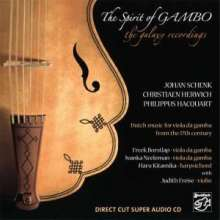 The Spirit of Gambo - The Galaxy Recordings, SACD