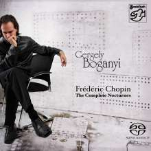 Frederic Chopin (1810-1849): Nocturnes Nr.1-21, 2 SACDs