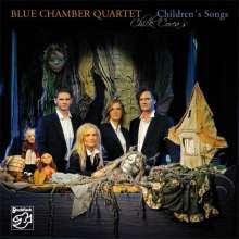 Blue Chamber Quartet (Klavier,Harfe,Vibraphon,Kontrabass), SACD