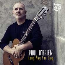 Paul O´Brien: Long May You Sing, SACD