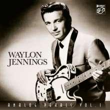 Waylon Jennings: Analog Pearls Vol.1, Super Audio CD