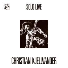 Christian Kjellvander: Solo Live 16.5.2015, CD