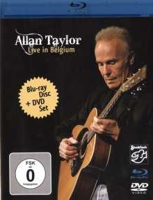 Allan Taylor: Live In Belgium 2007 (Blu-ray + DVD), Blu-ray Disc