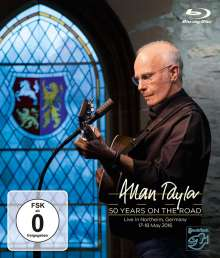 Allan Taylor: 50 Years On The Road, Blu-ray Disc
