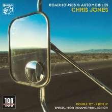 "Chris Jones: Roadhouses & Automobiles (180g) (45 RPM), 2 Single 12""s"