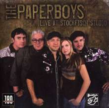 The Paperboys: Live In Stockfish Studio (180g), LP