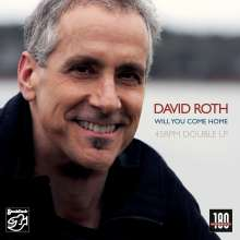 David Roth: Will You Come Home (180g) (45 RPM), 2 LPs