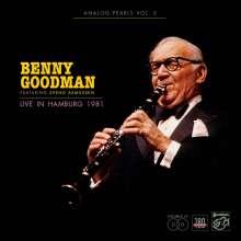 Benny Goodman (1909-1986): Live In Hamburg 1981 (180g), 2 LPs