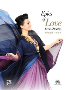 Song Zuying - Epics of Love, SACD