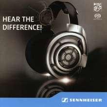 Sennheiser HD 800-Klang Von, SACD