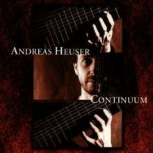 Andreas Heuser: Continuum, CD