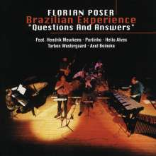 Florian Poser: Questions And Answers, CD