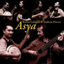 Kazum Calisgan & Andreas Heuser: Asya, CD