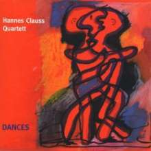Hannes Claus: Dances, CD