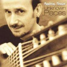Andreas Heuser: Unknown Places, CD