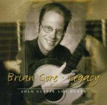 Brian Gore: Legacy, CD