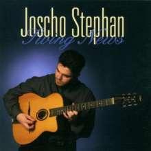 Joscho Stephan (geb. 1979): Swing News, CD