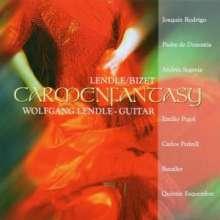 Wolfgang Lendle: Carmenfantasy, CD