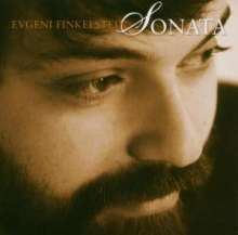 Evgeni Finkelstein: Sonata, CD