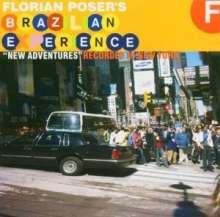 Florian Poser: New Adventures, CD