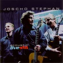 Joscho Stephan (geb. 1979): Acoustic Live, CD