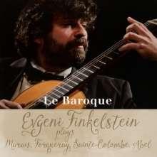 Evgeni Finkelstein: Le Baroque, CD