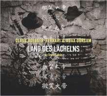 Claus Boesser-Ferrari & Adax Dörsam: Land des Lächelns, CD