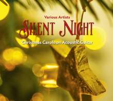 Silent Night: Christmas Carols On Acoustic Guitar, CD