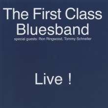 The First Class Bluesband: Live!, CD