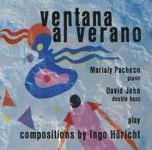 Marialy Pacheco & David Jehn: Ventana Al Verano, CD
