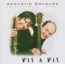 Acoustic Colours: Vis A Vis, CD