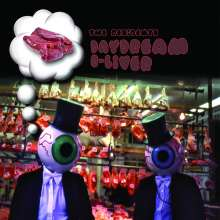 The Residents: Daydream B-Liver, CD