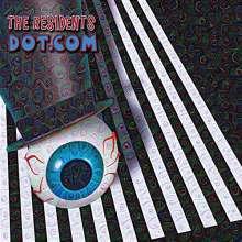 The Residents: Dot.Com, CD